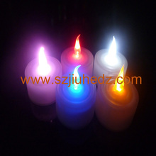 led candle bridge light
