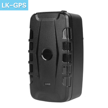 2017hot!!Easily Installation 20000mah wireless gps car tracker with strong magnet
