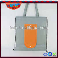 Draw-string gift nonwoven bag Drawstring bag Drawstring bag with pockets
