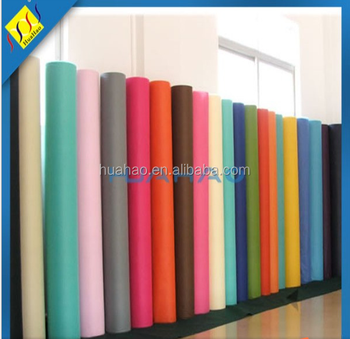 100% pp spunbonded eco friendly nonwoven fabric