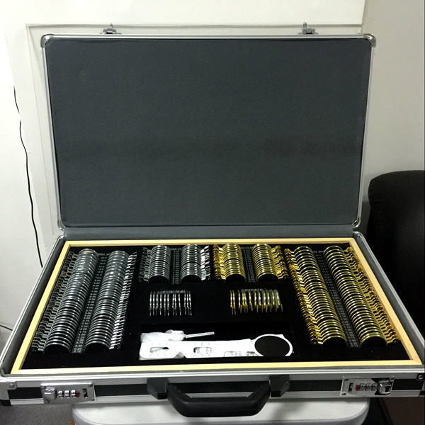 Quality Optometry equipments trial lens set