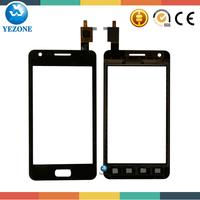 Cheap Original Parts Touch Screen Digitizer For Samsung Galaxy R i9103, Small Order Accept