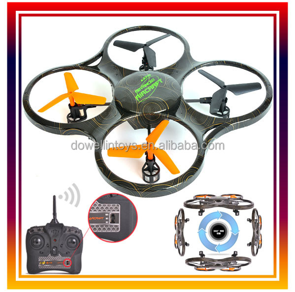 2015 Latest Plastic RC quadcopter helicopter with LED night light