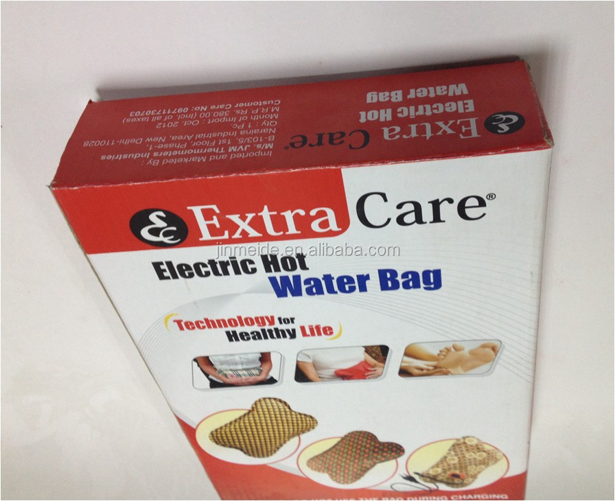 2014 Rechargeable Hot Water Bag in Wholesale Price