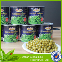china manufactured halal canned green pea