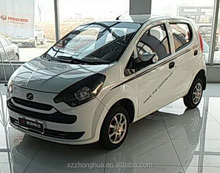 China 4seats 4 wheel EV cheap sedan mini electric car with ceritification EEC and COC for adult