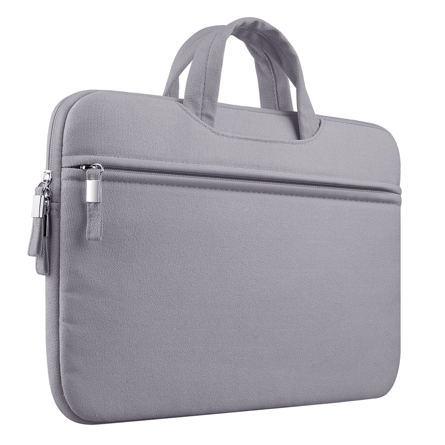 Portable Ultrabook Notebook Laptop Bag for macbook pro air 15 inch Canvas VIP Sleeve handbag for macbook pro air 15