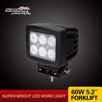 5 inch Square LED Spot High Power Cree Car Accessories LED Tractor Work Light for Auto