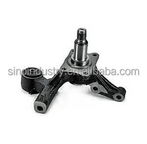TS 16949 forged auto part