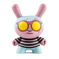 "Customized 12"" VINYL ART FIGURE Dunny,Custom Dunny Vinyl Art FIgures"
