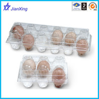 Plastic eggs tray/egg cartons/quail eggs tray