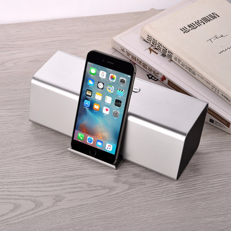 2017 Hot New products mobile stand Bluetooth speaker with Bluetooth V2.1 + EDR
