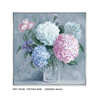 frame Decoration flower Canvas painting Print wall Art for living room