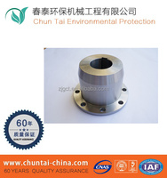 hydraulic quick release coupling machine