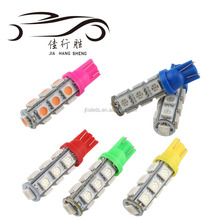 Clearance light T10 5050 13smd 12V license plate light Wedge Car light reading led dome Lamp Auto parking bulbs car styling