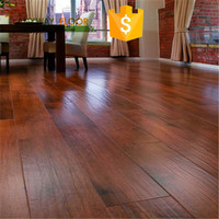 wood fiber material cutting laminate flooring