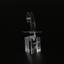 transparent acrylic hand ring watch holder bracelets anklets jewelry display stand holder jewelry counter display racks