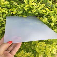 4mm frosted PC light diffuser plastic sheet/solid polycarbonate diffustion sheets