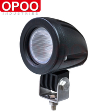 High Quality 10-60V 2inch Round Motorcycle 4x4 Truck Offroad 10W Led Work Light