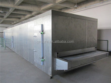 2017 Newest Tunnel IQF Freezer