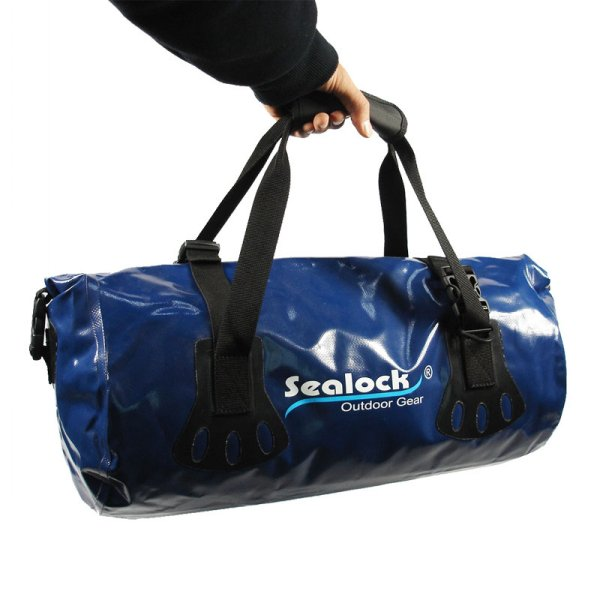 500D PVC foldable accept customer color with printing logo waterproof outdoor sport day trips camping duffel travel bag