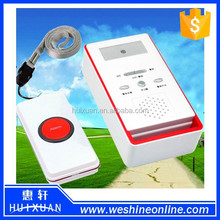 Emergency Call Button Device / Elderly Emergency Alert System / Security System Personal Alarm for Elderly Person