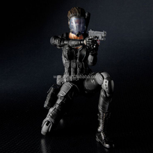 Marvel movie character 3D model Action figure customize game action figures