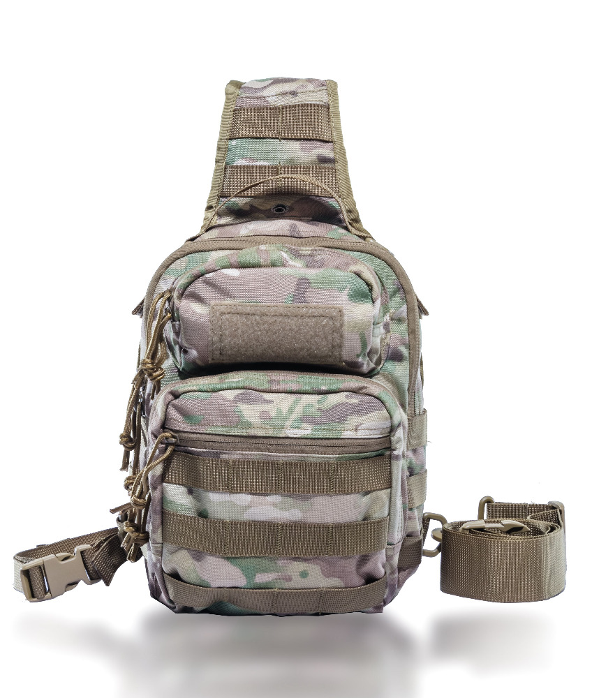 1050D Cordura Molle Backpack Army Push Pack Tactical Assault Backpack
