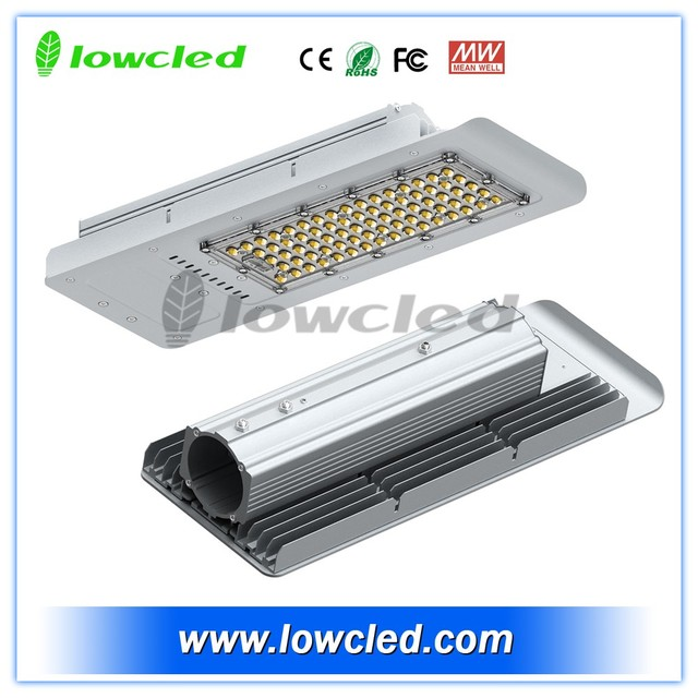 Best price popular selling in USA market 100w led street light with UL DLC approved 3 years warranty