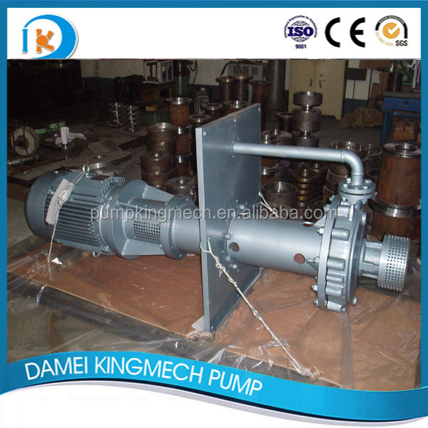 China New Design Popular Vertical sump API610 pump with suspended cantilever VS5 type