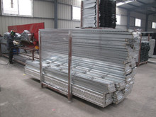 Tianjin manufacturer all metal scaffolding planks used for construction