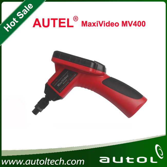 Autel MV400 Digital Videoscope with 5.5mm Diameter Imager Head Inspection Camera MV 400 Wide camera angle for images