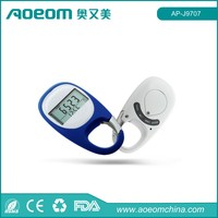 quality 3D pedometer