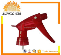 China products plastic garden trigger sprayer with nail SF-B 28/400 28/410