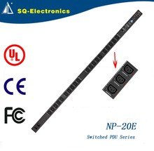 PDU 20 outputs ul listed clever pdu