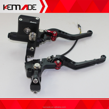 "CNC Brake Lever Controls Disc Durm Adelin PX6 Brake Lever for Ruckus Zoomer 7/8"" 22MM"