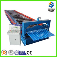 Italy Style singal Layer Corrugated Tile Rolling Machine