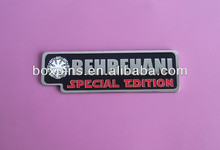 customized auto letters car emblems,bicycle car emblem
