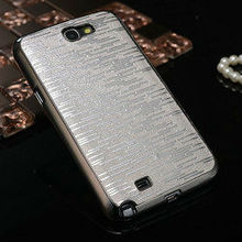 low price china mobile phone case original crystal cover for note 2