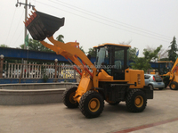 Hot sale chinese brand 1.5 ton small wheel loader from Weifang city, Shandong province.