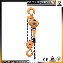 Industrial lifting equipment hand pulling vital lever block 6 ton vt lever chain block