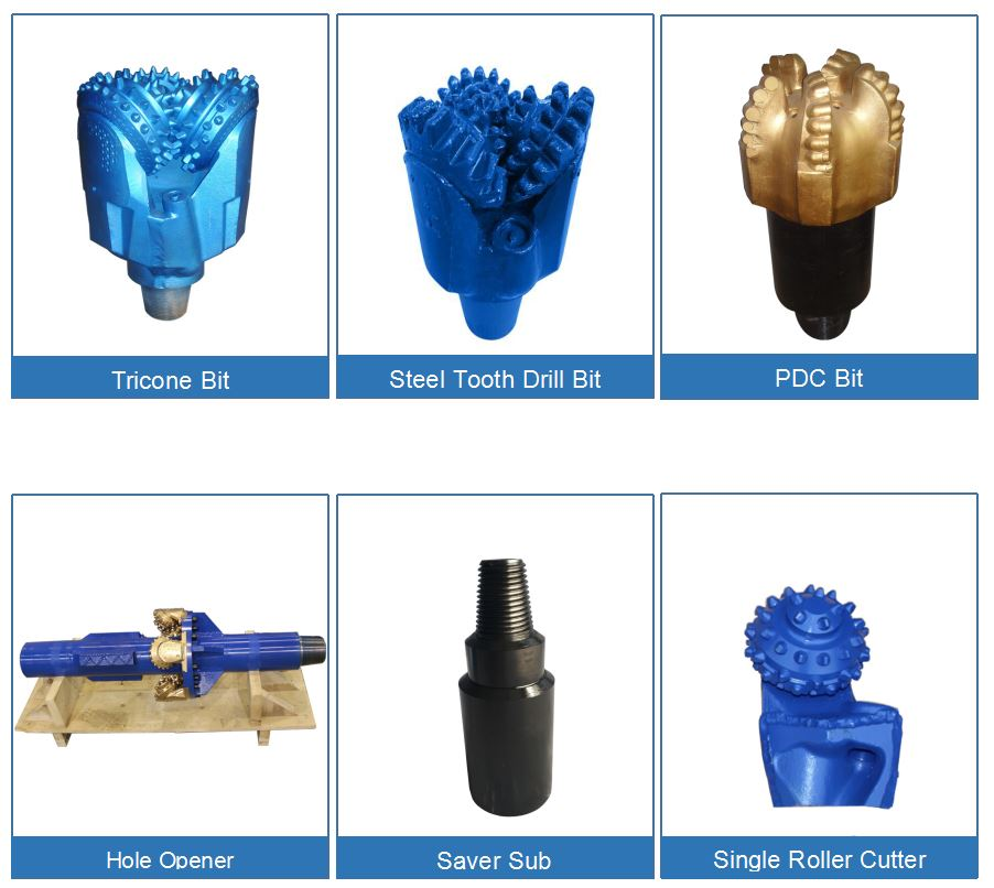 Factory Supply Single Tricone Replaceabled Cutters For Drilling equipment