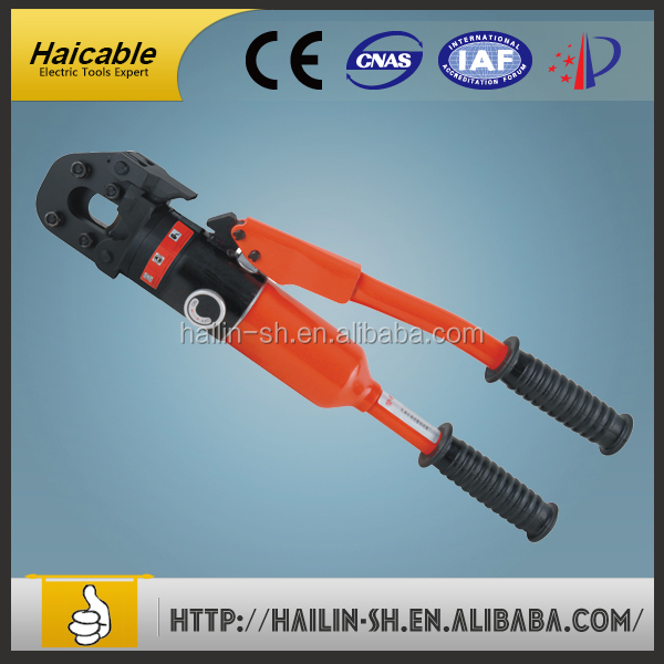 CPC-32A Transmission Line Stringing Tools Hydraulic Crimping Tool Power Cable Cutter