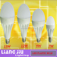 tri-color phosphor !!!high lumens 220V 3W 5W 7W 9W 12W 15W LED bulb from lighting manufacturer