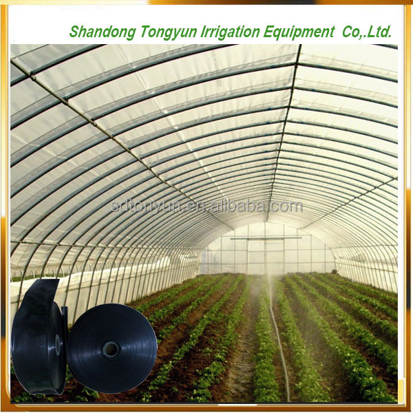 agricultural rain spray hose / tube for drip irrigation