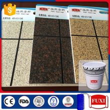 Decorative Liquid Granite Effect Stone Texture Wall Spray Coating For Building