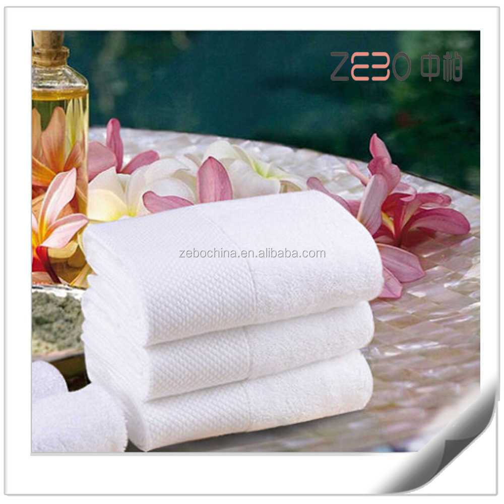 Plain Woven Fabric Cotton Wholesale Hotel Hand Towel Manufacturer