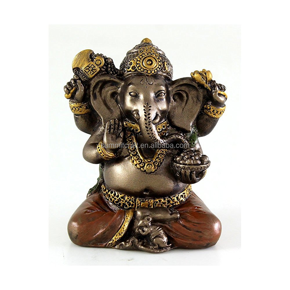 "2"" Mini Ganesh Hindu God statues for sale"