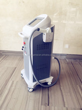 Frozen feeling!! professional Vertical 808nm diode laser hair removal machine with saphire handle