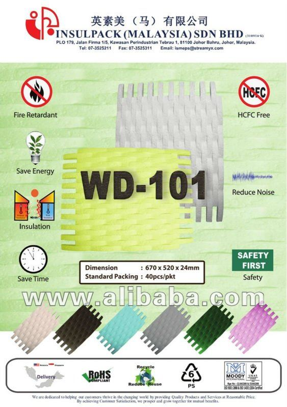 Wall Insulated Foam - WD-101